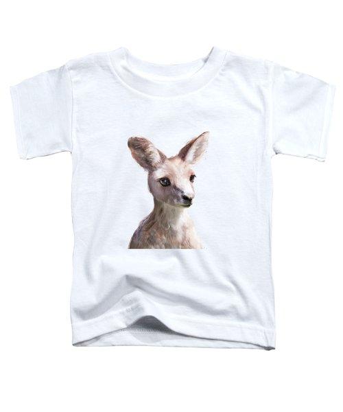 Little Kangaroo Toddler T-Shirt