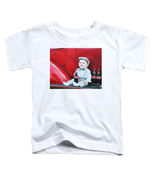 Little Mason Toddler T-Shirt