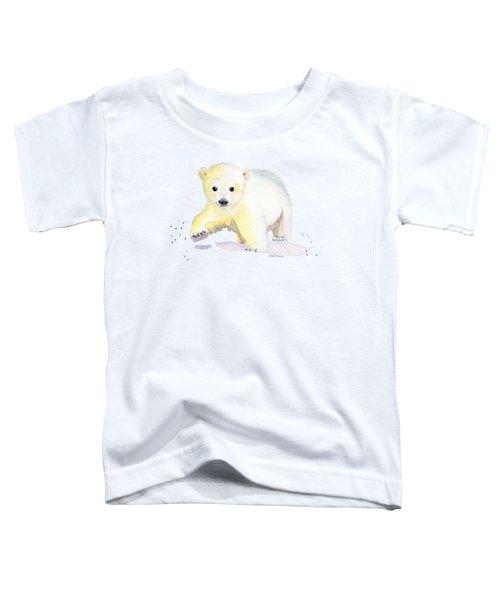 Little Polar Bear Toddler T-Shirt