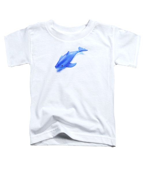 Little Rubber Fish Toddler T-Shirt by YoPedro