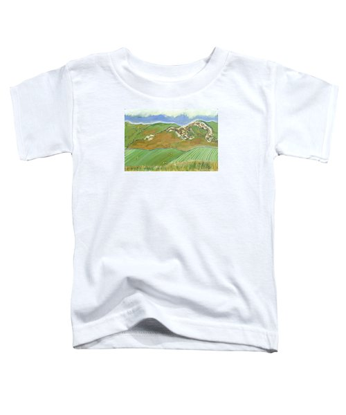 North Of The Coast Road Toddler T-Shirt