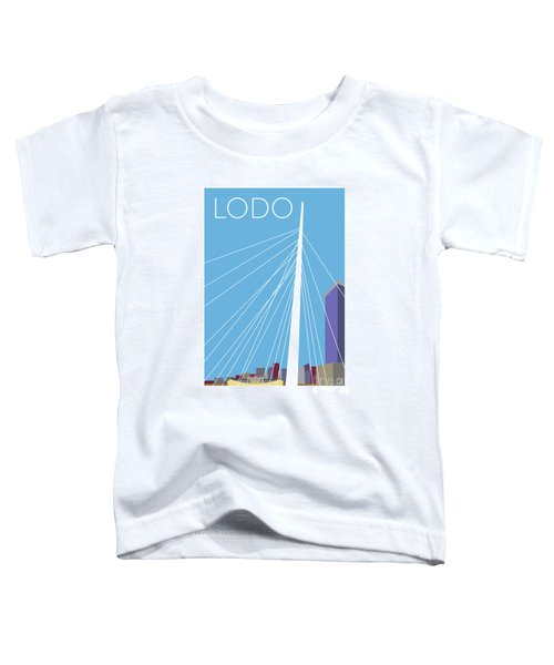 Lodo/blue Toddler T-Shirt