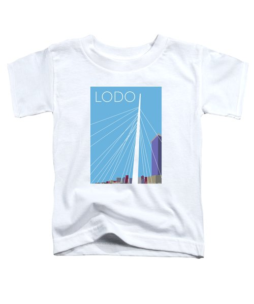 Lodo/blue Toddler T-Shirt