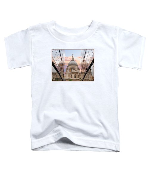 London Awakes - St. Pauls Cathedral Toddler T-Shirt