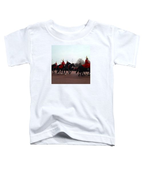 London Calling Toddler T-Shirt