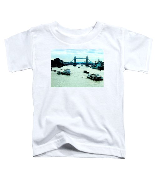 London Uk Toddler T-Shirt