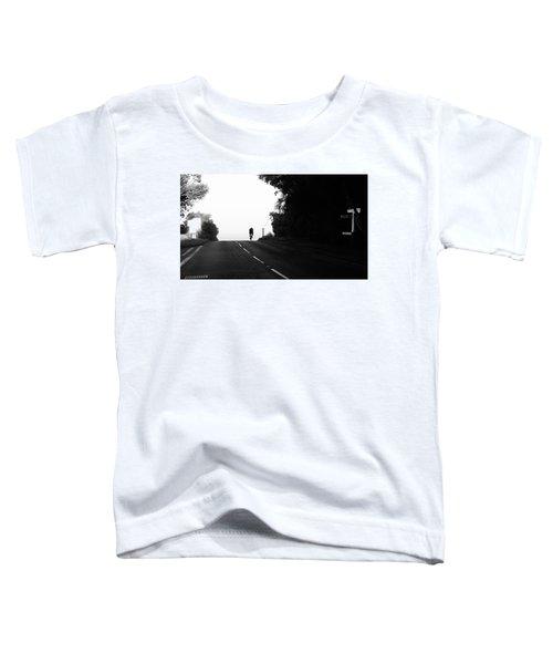 Lone Rider Toddler T-Shirt