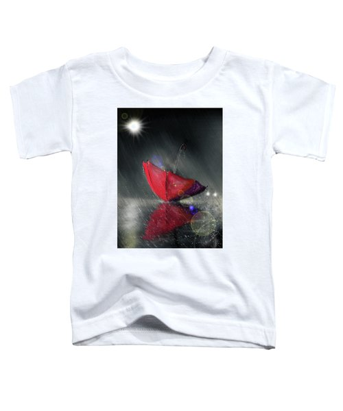 Lonely Umbrella Toddler T-Shirt