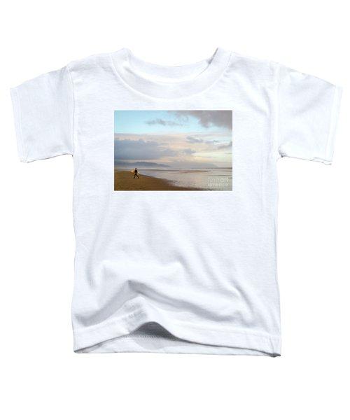 Long Day Surfing Toddler T-Shirt