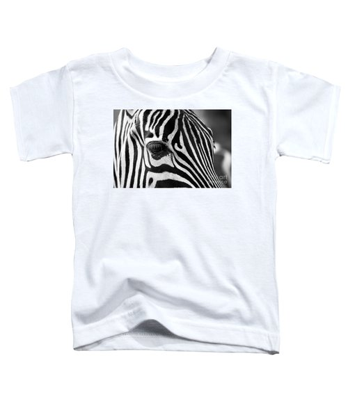 Long Eyelashes Toddler T-Shirt