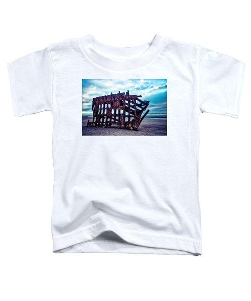 Long Forgotten Shipwreck Toddler T-Shirt