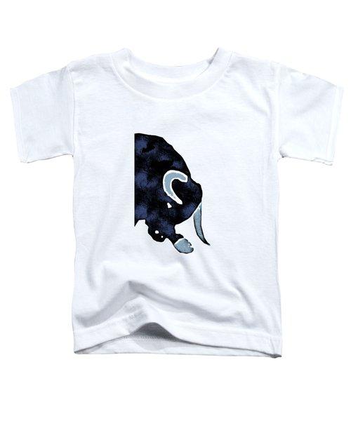 Long Horn Bull Phone Case Toddler T-Shirt