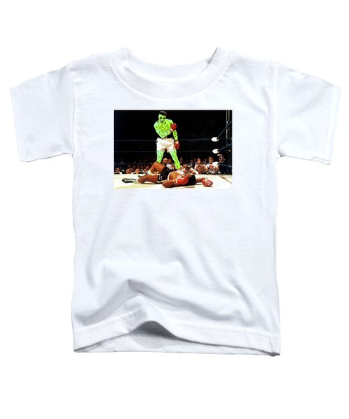 Long Live Ali Toddler T-Shirt