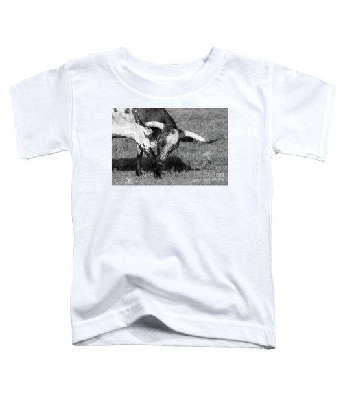 Longhorn Toddler T-Shirt