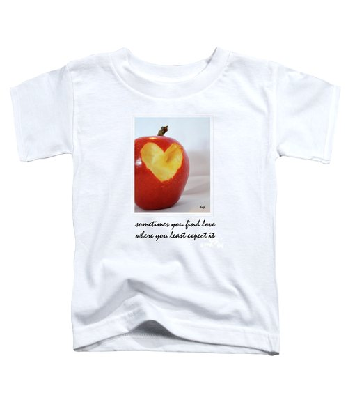 Looking For Love Toddler T-Shirt