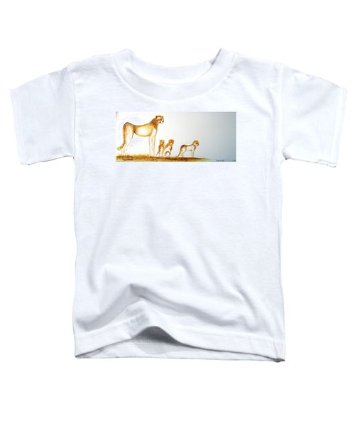 Lookout Post - Original Artwork Toddler T-Shirt