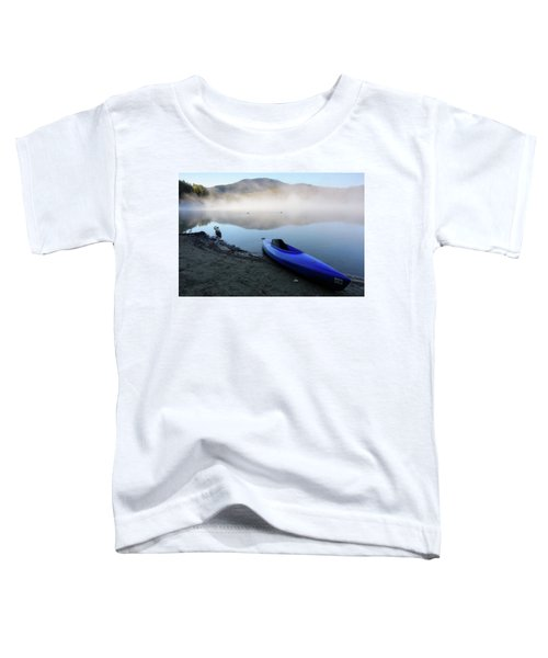 Loons Crossing Toddler T-Shirt