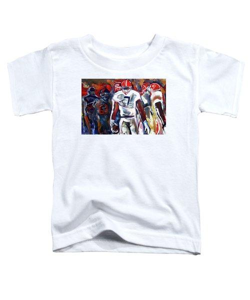 Lorenzo Control Toddler T-Shirt