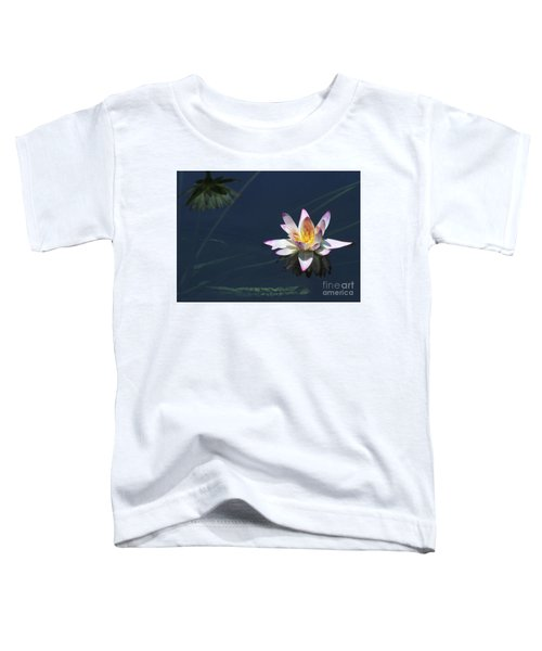 Lotus And Reflection Toddler T-Shirt
