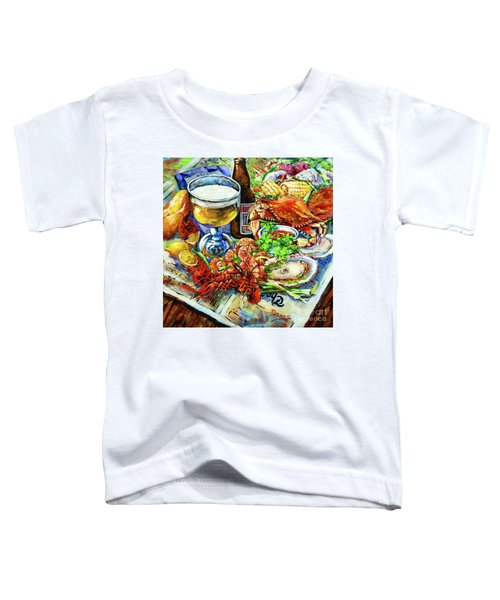 Louisiana 4 Seasons Toddler T-Shirt