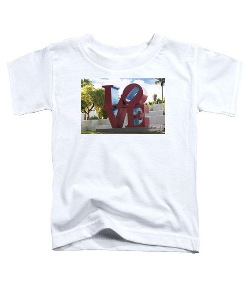 Love In The Park Toddler T-Shirt