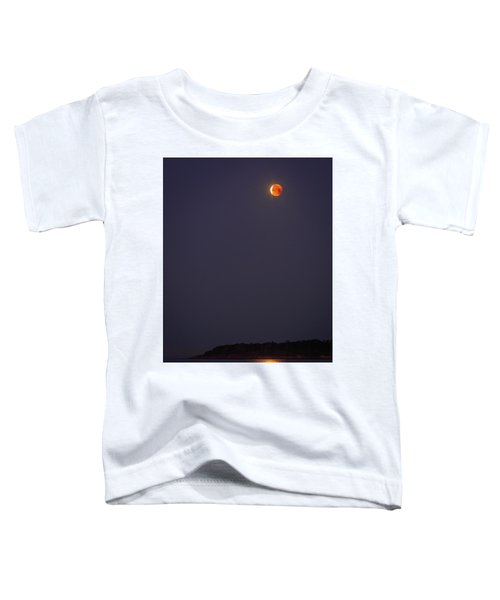 Lunar Eclipse - January 2018 Toddler T-Shirt