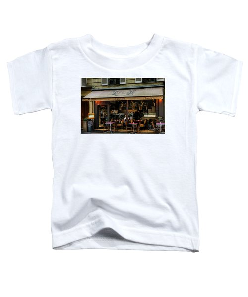 Lunch In Paris Toddler T-Shirt