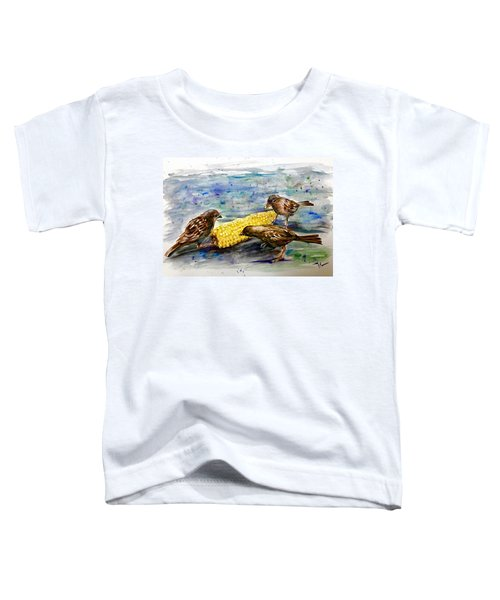Lunch Time 2 Toddler T-Shirt