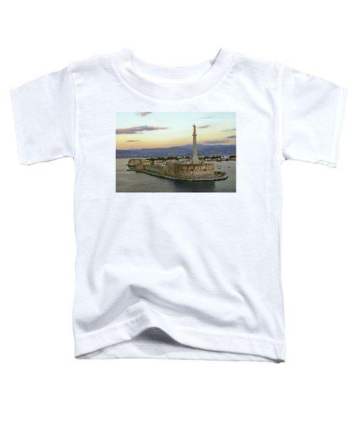 Madonna Della Lettera Toddler T-Shirt