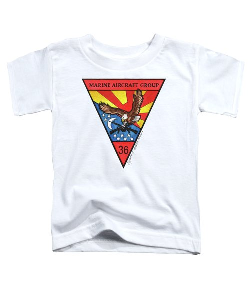 Mag-36 Patch Toddler T-Shirt
