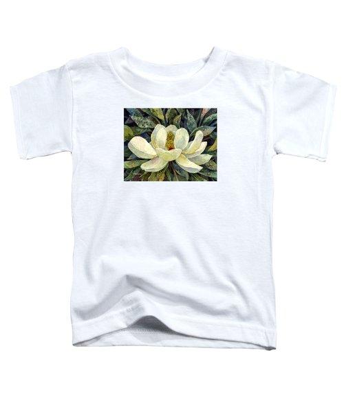 Magnolia Grandiflora Toddler T-Shirt