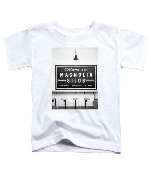 Magnolia Silos Baking Co. Toddler T-Shirt