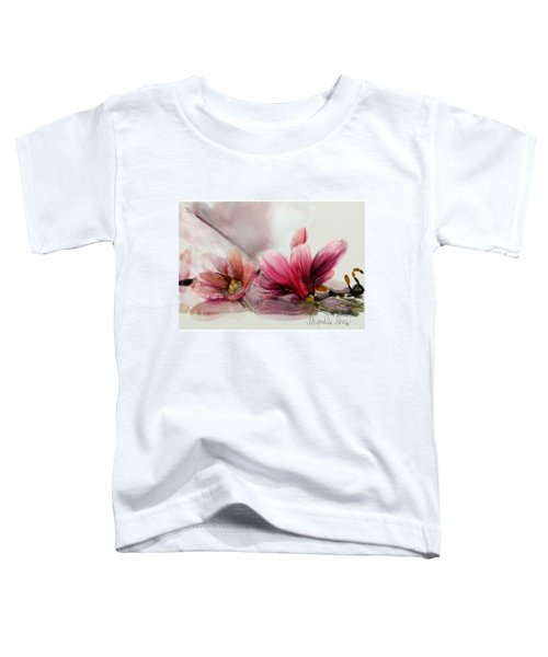 Magnolien .... Toddler T-Shirt