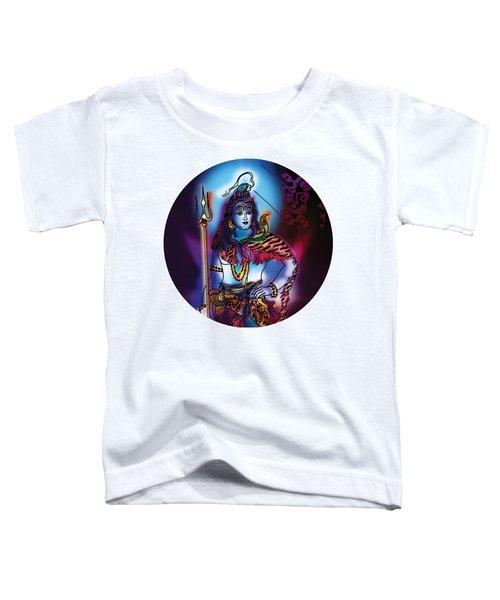 Maheshvara Shiva Toddler T-Shirt
