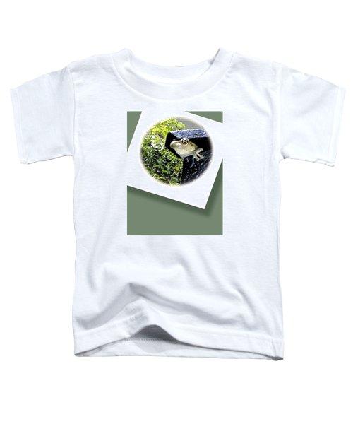 Mailbox  Cameo Toddler T-Shirt