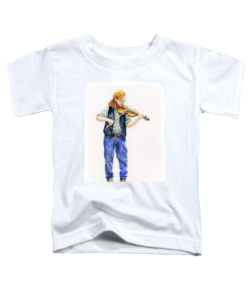 Main Street Minstrel 1 Toddler T-Shirt