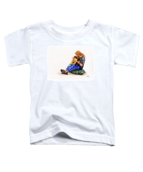Main Street Minstrel 2 Toddler T-Shirt
