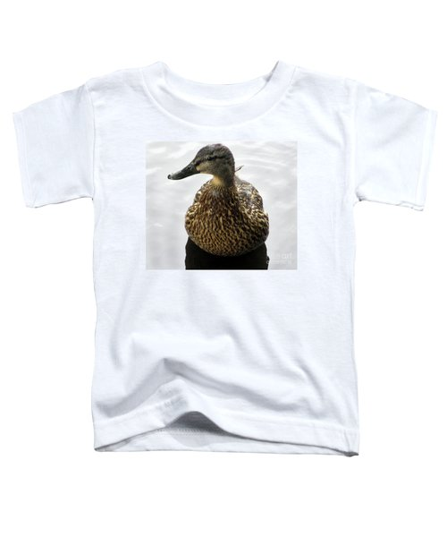 Mallard Profile Toddler T-Shirt