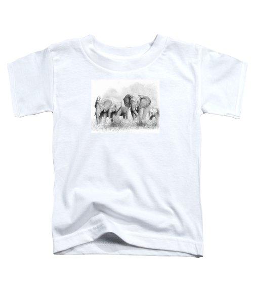 Mama Says Toddler T-Shirt