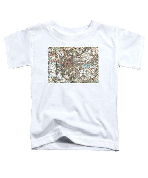 Manchester England 1924 Toddler T-Shirt