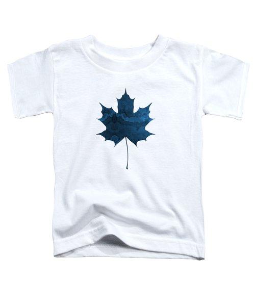 Maple Leaf Toddler T-Shirt