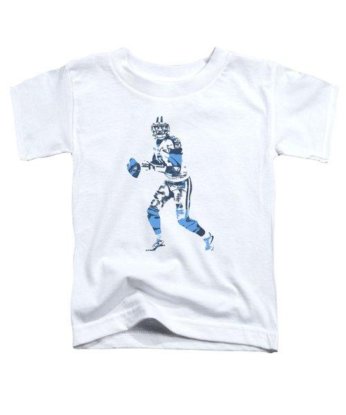 Marcus Mariota Tennessee Titans Pixel Art T Shirt 1 Toddler T-Shirt