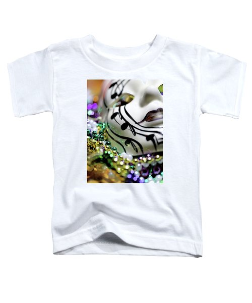 Mardi Gras I Toddler T-Shirt