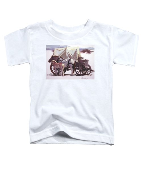 Mare's Pride Toddler T-Shirt