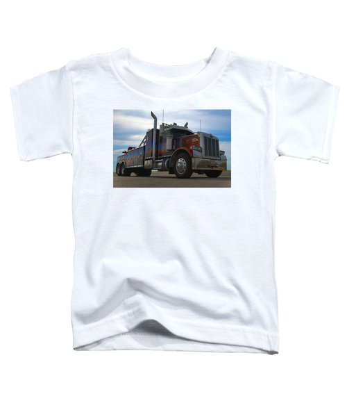 Marvins Big Rig Cars Movie Tribute Tow Truck Toddler T-Shirt