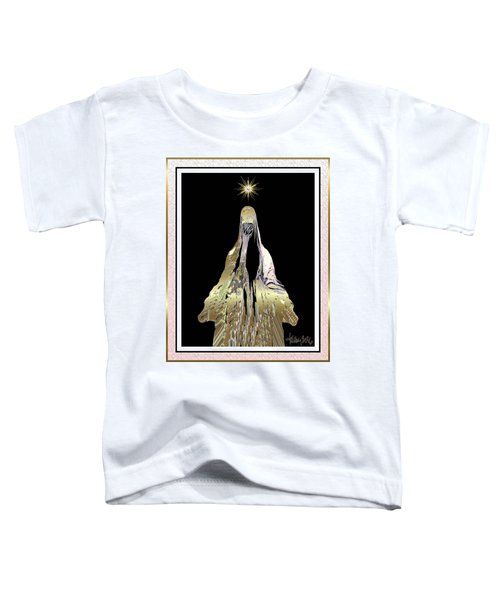 Mary Wept Toddler T-Shirt
