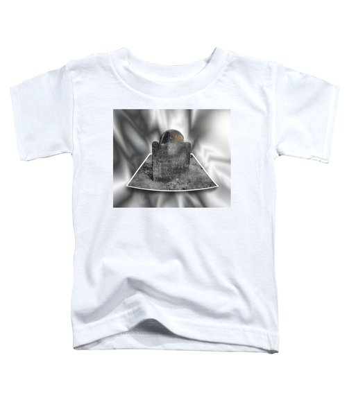 Mary's Death's Head In 3d Toddler T-Shirt