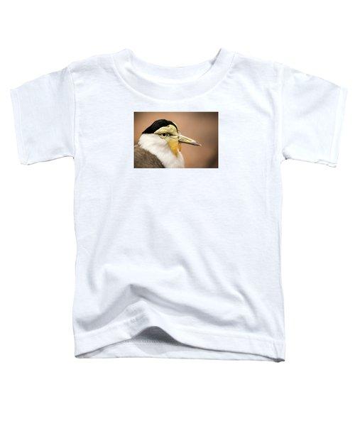 Masked Lapwing Toddler T-Shirt