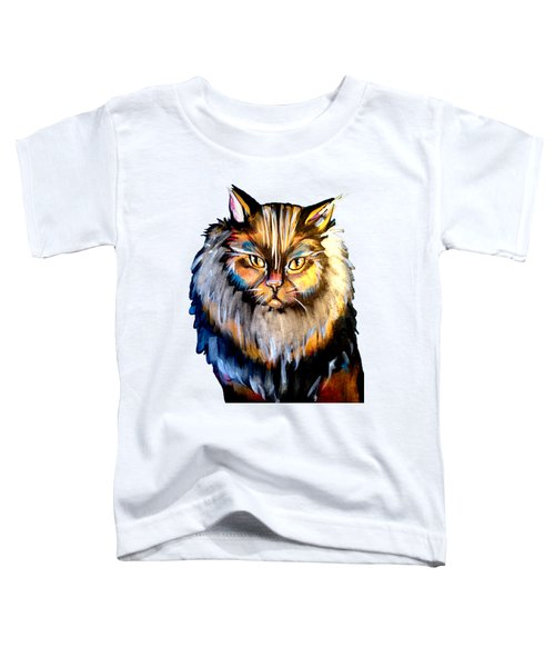 Master Cat Toddler T-Shirt