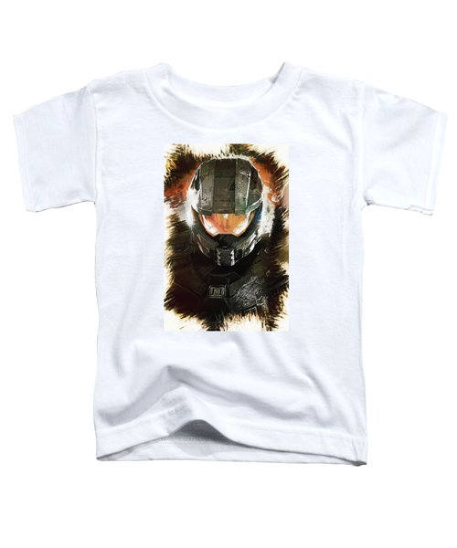 Master Chief Toddler T-Shirt